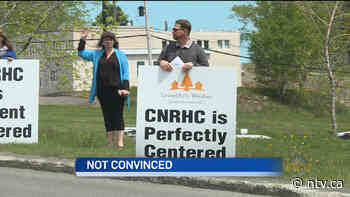 Grand Falls-Windsor town councillors protest moving lab services to Gander - NTV News