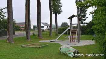 Kehrtwende: Spielplatz in Viehbach wird doch erhalten   Fahrenzhausen - merkur.de