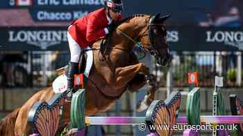 Eric Lamaze and Hickstead move into Canada's sports Hall of Fame - Eurosport.co.uk