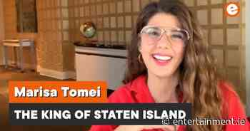 Marisa Tomei talks playing another New Yorker in 'The King of Staten Island' - entertainment.ie