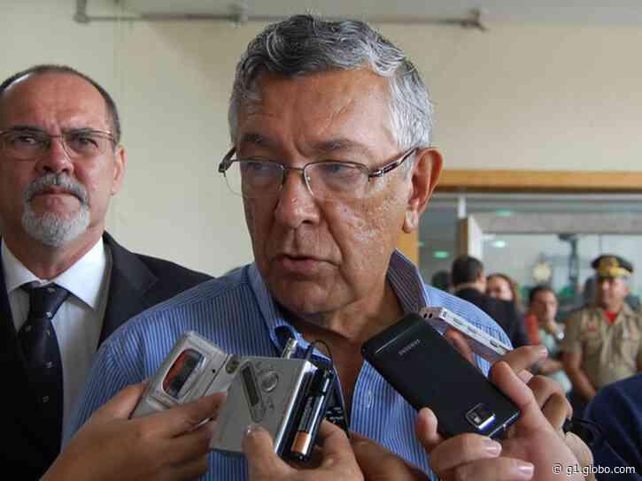 Prefeito de Guarabira, Zenóbio Toscano, morre aos 74 anos em João Pessoa - G1