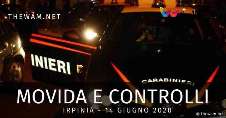 Chiuso dai carabinieri locale di Atripalda. Tre giovani segnalati alla Prefettura - The Wam
