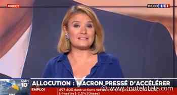 Pascale de La Tour du Pin (La Matinale / LCI) : « Regarder la concurrence peut nous polluer et semer le doute » - Toutelatele