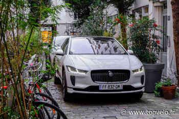 Jaguar I-Pace - Top Vélo - La voiture du cycliste - Top Vélo