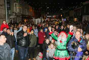Competition to design Welshpool Christmas lights - Powys County Times