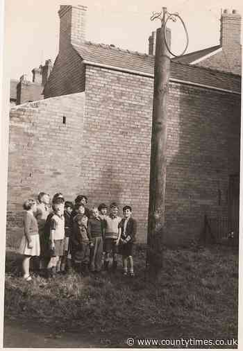 LOCAL MEMORIES: Remembering Welshpool's May Pole celebrations - Powys County Times
