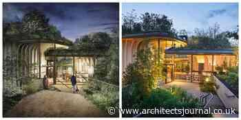 Work completes on Heatherwick Studio's long-awaited Maggie's Leeds
