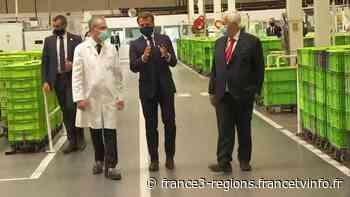DIRECT. Emmanuel Macron chez Valéo Etaples-sur-Mer : suivez son discours annonçant un plan de relance de l'a - France 3 Régions