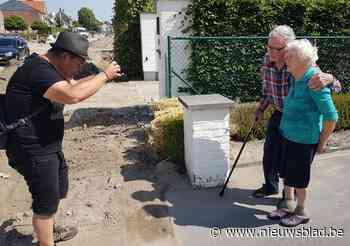 """Luc fotografeert tijdens wandeling zijn dorpsgenoten: """"Het i... (Sint-Laureins) - Het Nieuwsblad"""