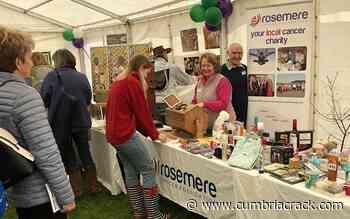 Loyal Sue is Rosemere Cancer Foundation Volunteer of the Year   Cumbria Crack - Cumbria Crack