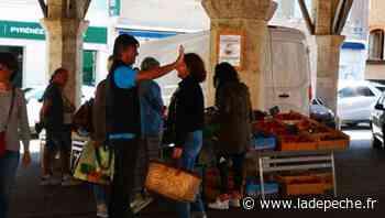 Gimont. Le marché dominical reprend des couleurs - ladepeche.fr