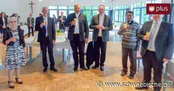 Klaus Wolfmaier ist jetzt leitender Pfarrer der Seelsorgeeinheit Neresheim - Schwäbische