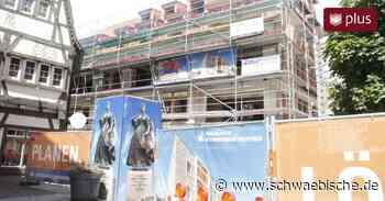 Kreuz-Neubau soll dieses Jahr fertig werden - Schwäbische