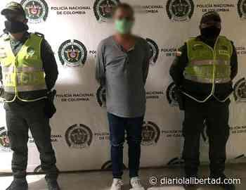 Policía captura a sujeto por hurto agravado en Ciénaga, Magdalena - Diario La Libertad