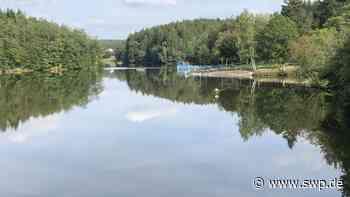 Badesee in Ellwangen: Kressbachsee ist ab Montag wieder offen - SWP