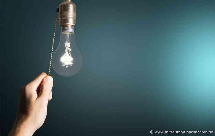 Das richtige Licht für den Arbeitsplatz