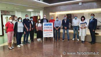 Riapre l'unità operativa trasfusionale di San Benedetto del Tronto, presente anche la vicepresidente delle Marche Anna Casini - Farodiroma