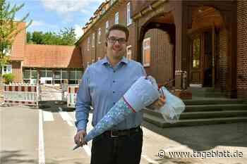 Marcel Twedorf ist neuer Schulleiter - und Krisenmanager - TAGEBLATT - Lokalnachrichten aus Jork. - Tageblatt-online