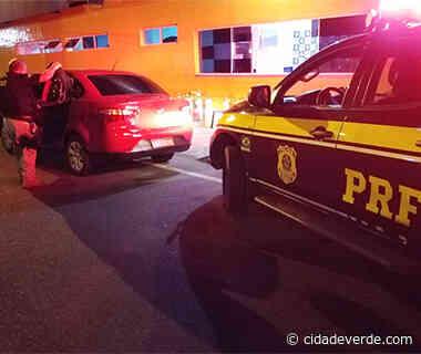 Taxista é amarrado por passageiro em sequestro relâmpago no Piauí - Piripiri - Cidadeverde.com