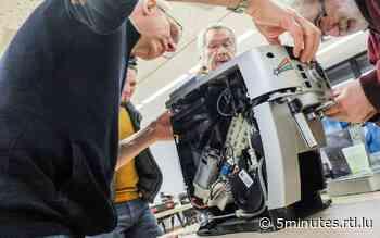 Repair café à Audun-le-Tiche: Réparer gratuitement vos appareils, c'est possible! - RTL 5 Minutes