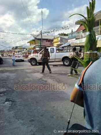 Sicarios ejecutan a disparos a dos hombres, en Paso del Macho - alcalorpolitico