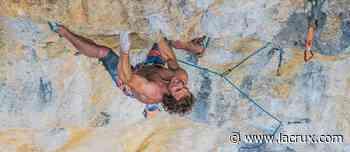 Roger Schäli über den mentalen Druck beim Sportklettern - LACRUX Klettermagazin