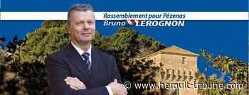 PEZENAS - Profession de foi pour le 2ème tour des élections de Bruno Lerognon - Hérault-Tribune