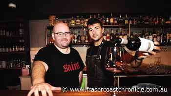 PHOTOS: Cheers to Hervey Bay's newest hotspot for drinks - Fraser Coast Chronicle