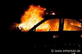 Blanke Zerstörungswut in Rothenburg: Unbekannte demolieren mehr als 20 Autos und legen Brände - inFranken.de