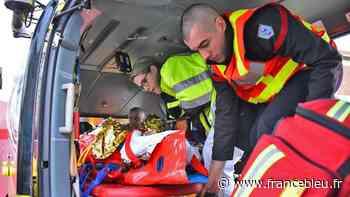 Yvelines : 16 blessés dans un accident de bus à Mantes-la-Ville - France Bleu