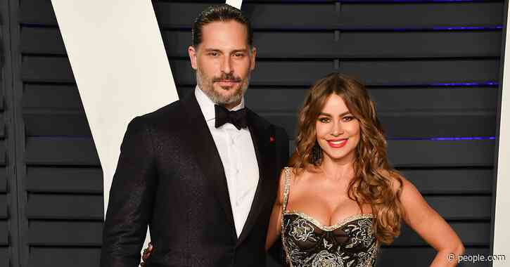 Sofia Vergara Celebrates Her 6-Year Dating Anniversary with Husband Joe Manganiello - PEOPLE