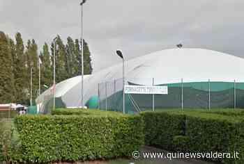 Tennis Fornacette, spogliatoi nella palestra - Qui News Valdera