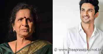 'Sushant aatmahatya kashi karu shakto': 'Pavitra Rishta' co-actor Usha Nadkarni's first reaction on tragic death - Free Press Journal