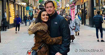Preity Turns Into A 'Good Enough' Hairstylist For Hubby - Bold Outline