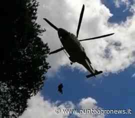 Nocera Inferiore. Due ragazzi dispersi in località Grotte di Annibale: salvati dal soccorso Alpino - Punto Agro News.it