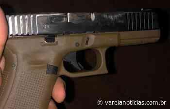 Arma de coronel Sturaro é encontrada em Catu de Abrantes - Varela Notícias