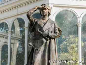 There's a petition to remove the Christopher Columbus statue from Sefton Park Palm House - The Guide Liverpool - The Guide Liverpool