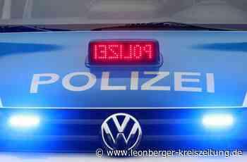 Polizeibericht aus Weissach: Einbruch in eine Bäckerei - Leonberger Kreiszeitung - Leonberger Kreiszeitung