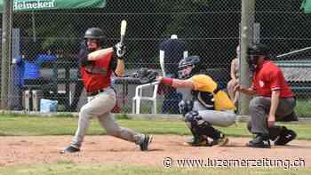 Baseball: Die Hünenberg Unicorns starteten gut in die Saison | Luzerner Zeitung - Luzerner Zeitung