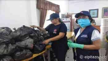 Cáritas entregó 800 kits de alimentos a familias de Acarigua-Araure - El Pitazo