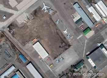 Satellite image shows first Egypt's Su-35 fighter jets in Komsomolsk-on-Amur - defence-blog.com