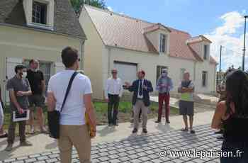 À Orry-la-Ville, la proximité se cultive désormais dans des réunions en plein air - Le Parisien