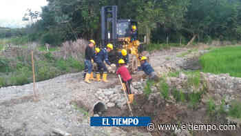 Así es la explotación de oro aluvial en Campoalegre y Palermo, Huila - El Tiempo