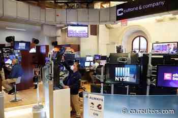 Stock market rally of hope pauses as virus worries mount - Reuters Canada
