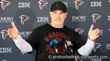 Falcons veterans finished with offseason program
