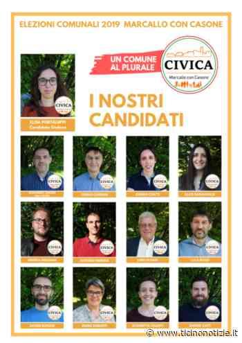Emergenza Covid: la Civica per Marcallo con Casone risponde all'Assessore Zorzato | Ticino Notizie - Ticino Notizie
