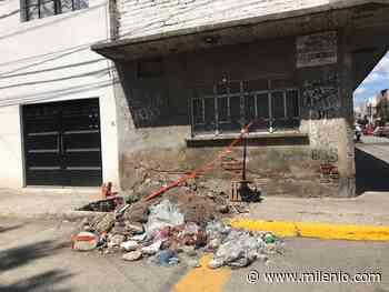 Vecinos reportan obra inconclusa de SAPAL - Milenio