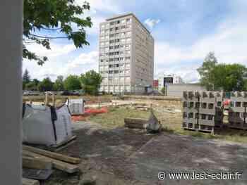 Les travaux de la future mosquée ont repris à Romilly-sur-Seine - L'Est Eclair