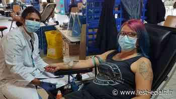 Les donneurs de sang ont répondu présent à Romilly-sur-Seine - L'Est Eclair