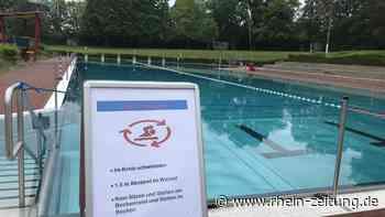 Freibad Vallendar: Gäste schwimmen jetzt im Kreis - Koblenz & Region - Rhein-Zeitung